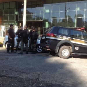 Há duas semanas, policiais civis cumpriram mandados de busca e apreensão na sede da Samarco, em Belo Horizonte