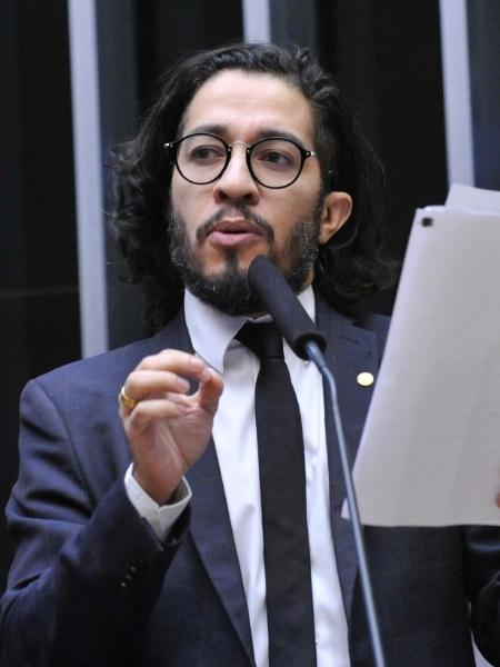 Jean Wyllys disse nesta quinta (24) que abriu mão de seu terceiro mandato de deputado federal - Luis Macedo / Câmara dos Deputados