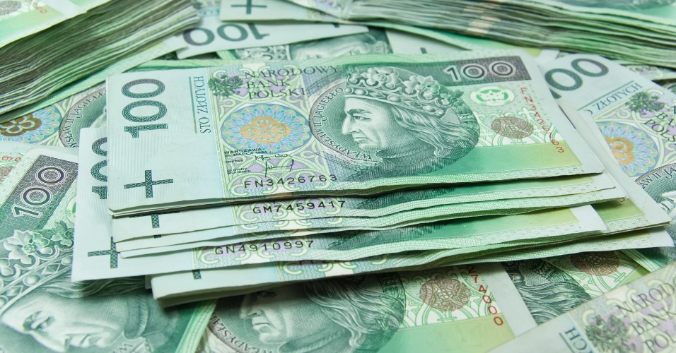 zloty, moeda da polônia