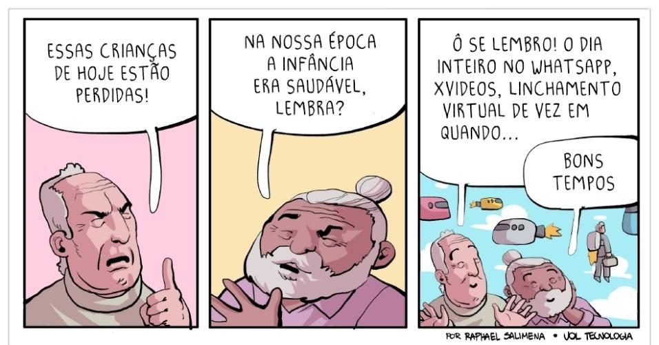 """26.nov.2016 - """"Infância saudável"""""""