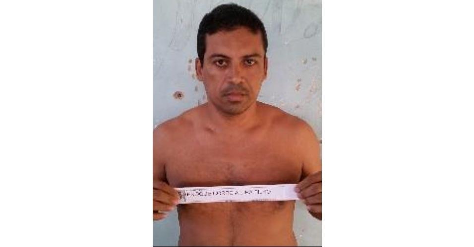 Enoque Correia Lira Filho; crime: tráfico, formação de quadrilha e roubo