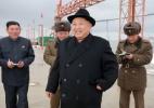 KCNA via Xinhua