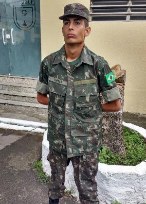 O soldado Jonathan Turella se afogou durante um treinamento em SP