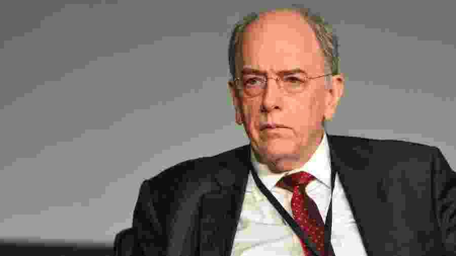 """Questionado, Pedro Parente diz ser pessimista quanto ao futuro do Brasil: """"Uma grande frustração"""" - Guga Gerchmann/Folhapress"""