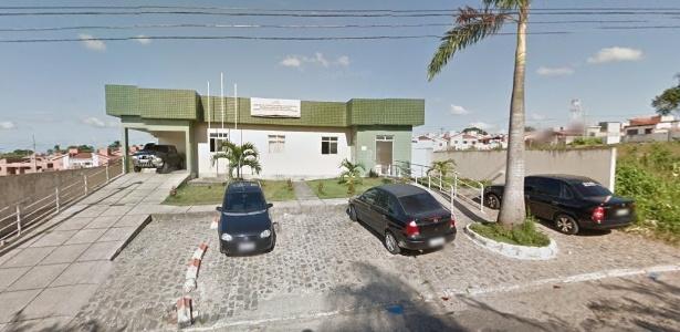 Delegacia de Santa Rita, na região metropolitana da PB, investiga ataque a tiros a casal  - Reprodução/Google Street View