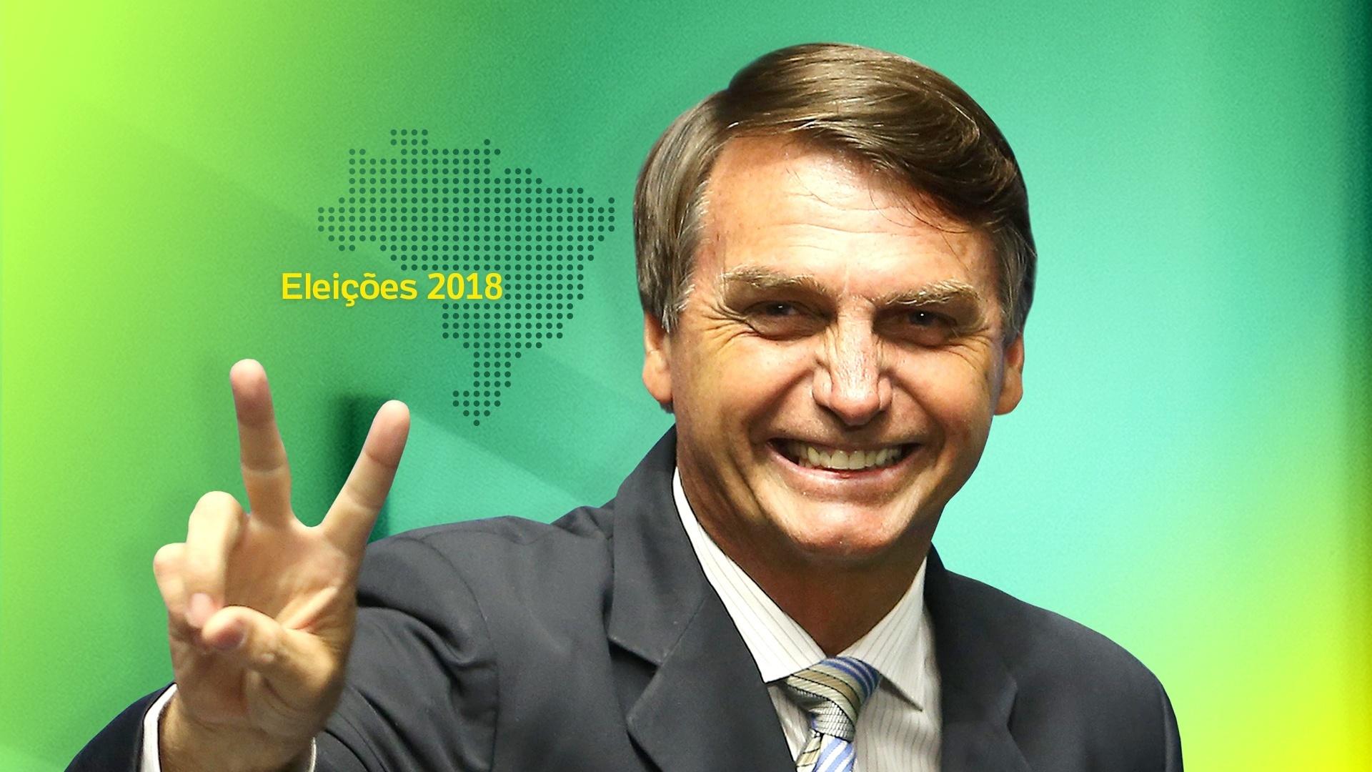Jair Bolsonaro é eleito presidente do Brasil 2a000d1642c75