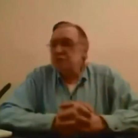 Em vídeo, Olavo de Carvalho contestou teorias consolidadas da física - Reprodução