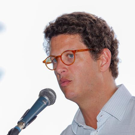 10.jan.2019 - O ministro do Meio Ambiente, Ricardo Salles - Paulo Lisboa/Estadão Conteúdo