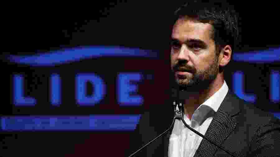 05.abr.2019 - O governador do Rio Grande do Sul, Eduardo Leite - Marcelo Chello