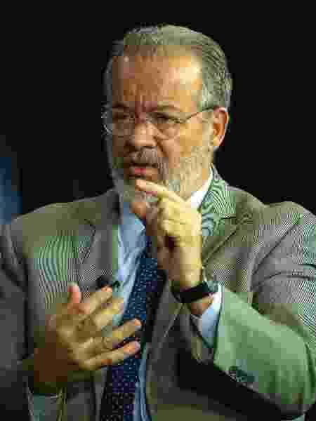 """""""O cenário existe"""", diz Jungmann sobre elo entre Bolsonaro e milicianos - Kleyton Amorim/UOL"""