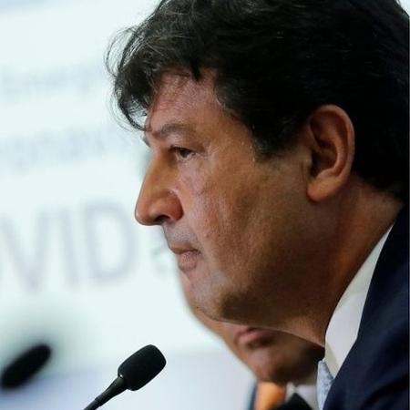 """Ministro da Saúde brasileiro, Luiz Henrique Mandetta, disse que novo vírus é só """"mais uma gripe"""" - Reuters"""