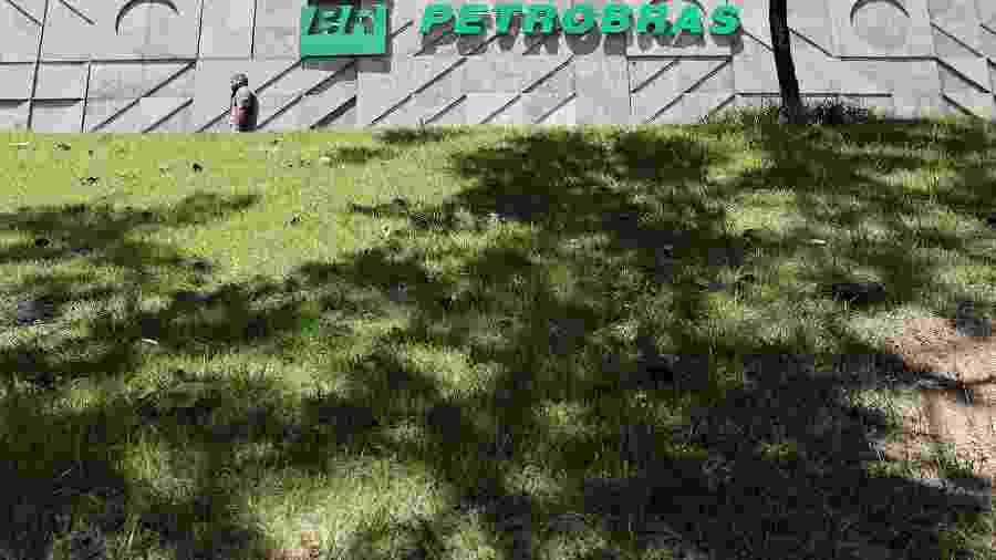 Edifício-sede da Petrobras, no Rio de Janeiro - SERGIO MORAES