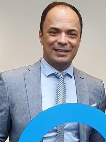 Advogado Wellington Luiz Pereira de Alcântara, preso pela Polícia Civil sob suspeita de ligação com o PCC - Arquivo Pessoal
