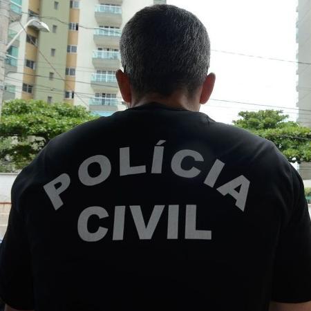 Polícia Civil fez prisão em flagrante - Tânia Rego/Agência Brasil