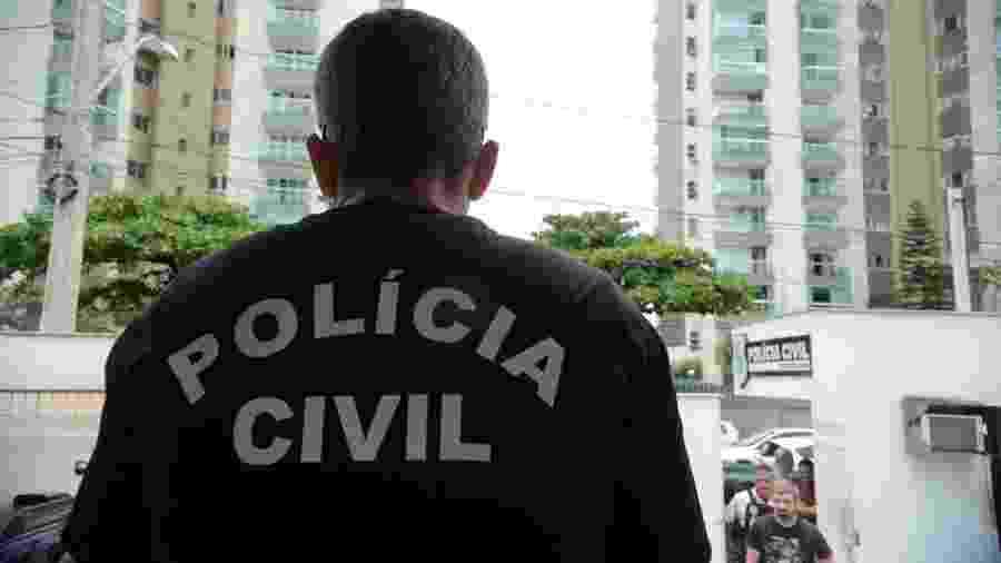 MP e Polícia Civil fazem operação contra milícia no Rio - Tânia Rego/Agência Brasil