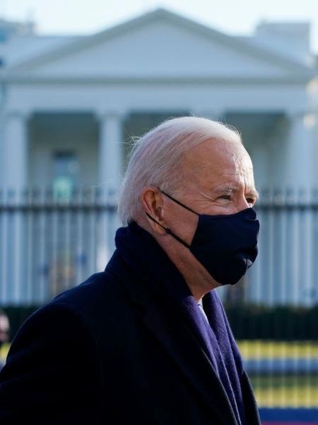 O presidente dos Estados Unidos, Joe Biden, anunciou mudanças nas políticas deixadas por Trump - Drew Angerer/Getty Images