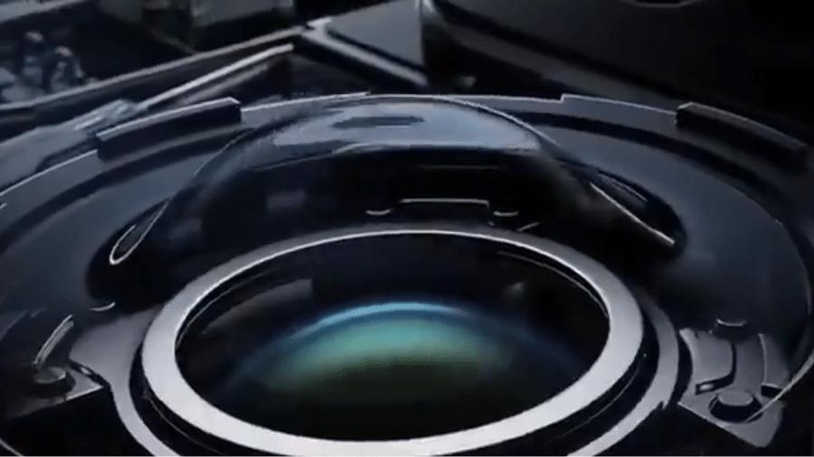 Esta deve ser a lente líquida da câmera do Mi MIX 4, próximo celular da Xiaomi - Reprodução