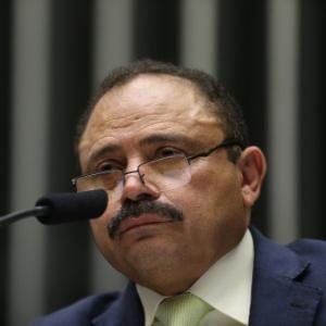 Presidente interino da Câmara, Waldir Maranhão (PP-MA)