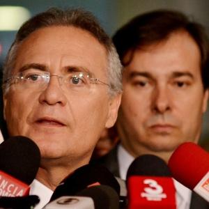O presidente do Senado, Renan Calheiros (PMDB-AL), se tornou réu nesta quinta-feira (1º) pelo crime de desvio de dinheiro público, por decisão do STF