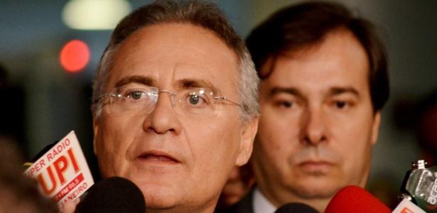 Renan atua para que sessão do impeachment seja concluída hoje - Renato Costa -14.jul.2016/Folhapress