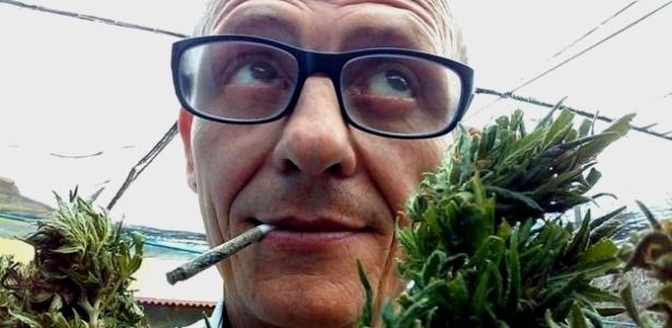 19.jul.2016 - THC Procê confirmou à polícia que a plantação de maconha era dele e que ele fuma a erva desde os 16 anos de idade