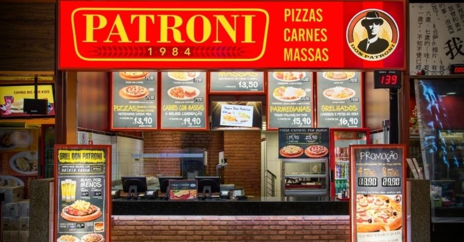 Franquia Patroni Pizza