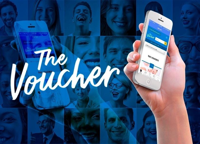 The Voucher, franquia de cupons de desconto em aplicativo