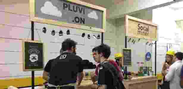 2 - Google Campus São Paulo - Feira de Startups - Bruna Souza Cruz/UOL - Bruna Souza Cruz/UOL