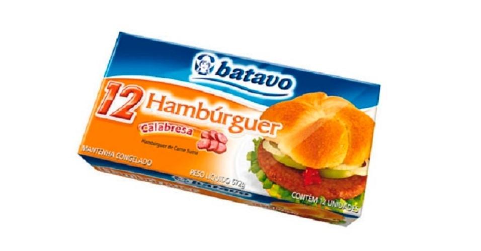 Hambúrguer Batavo