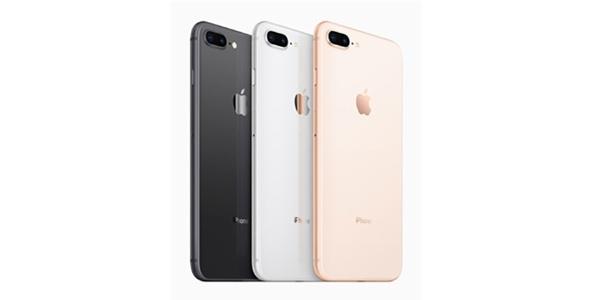 iPhone 8 será disponibilizado em três cores