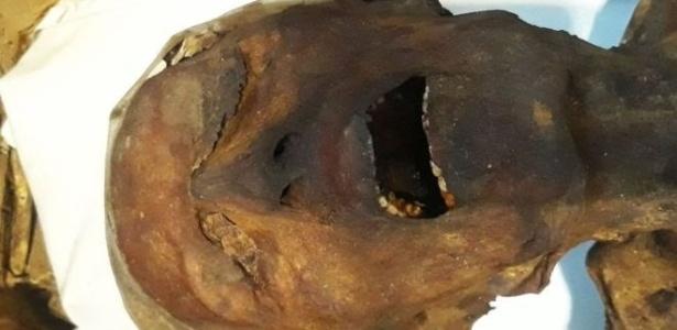 A chamada 'múmia que grita' foi encontrada em 1881 e identificada como 'homem desconhecido E'; cientistas dizem se tratar do príncipe Pentaur