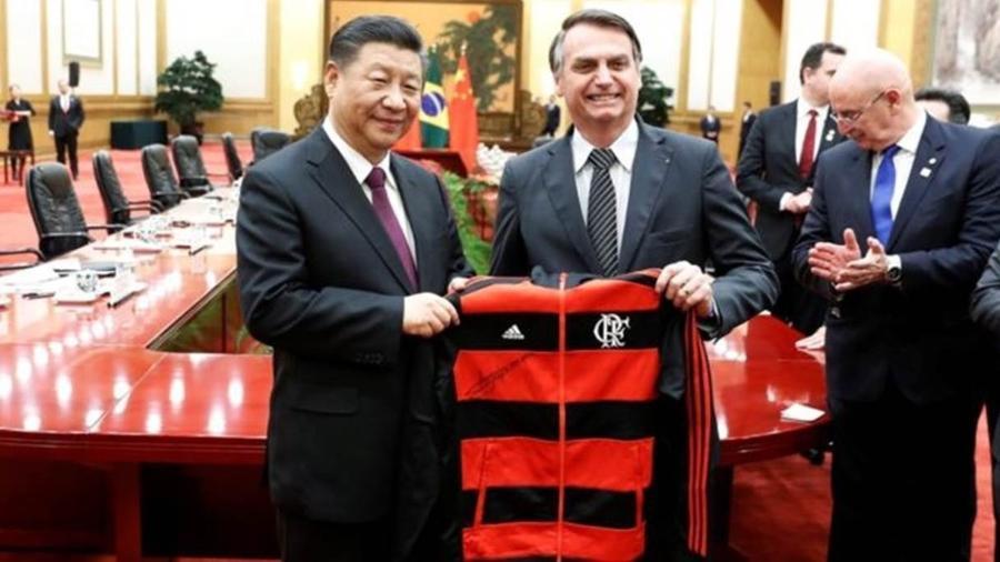 Da forte aproximação do Brasil com o governo Donald Trump, à reação aos incêndios na Amazônia e o acordo entre Mercosul à União Europeia, a posição brasileira no xadrez internacional sofreu grandes mudanças - Yukie Nishizawa/Reuters
