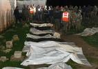 Exército da Síria acha 70 corpos em vala comum perto de Damasco - SANA/AFP