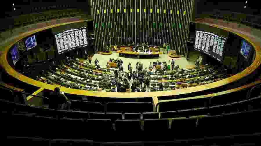 Sessão no Congresso aprova projeto que suspende por 90 dias a inclusão de novos inscritos em serviços de proteção ao crédito  - DIDA SAMPAIO/ESTADÃO CONTEÚDO