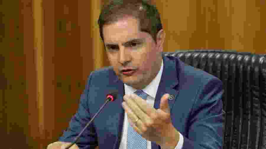 5.set.2019 - O secretário especial de Previdência e Trabalho, Bruno Bianco, em coletiva de imprensa - Fabio Rodrigues Pozzebom/Agência Brasil