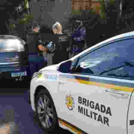 Operação prendeu 27 que não cumpriram determinação de permanecer em casa - Divulgação/Polícia Civil do RS