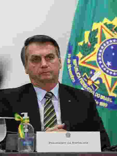 Bolsonaro afirma que já conversou com o ministro da Economia sobre a extensão - Marcos Corrêa/Divulgação PR