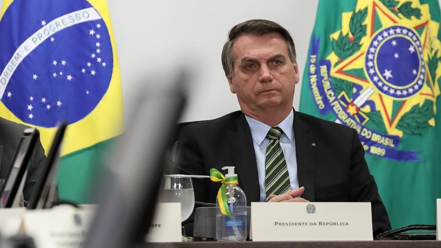 O presidente da República, Jair Bolsonaro (sem partido) - Marcos Corrêa/Divulgação PR