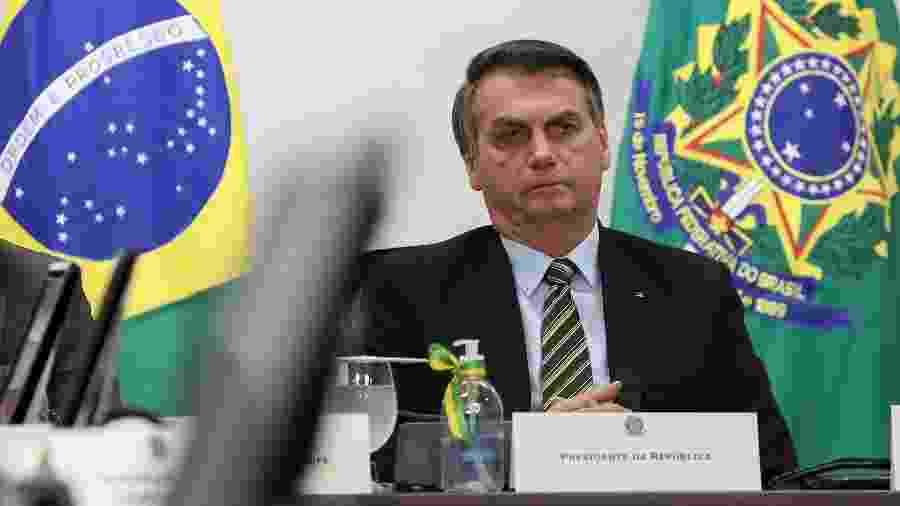 Governo federal tem negociado cargos de segundo e terceiro escalões diretamente com o centrão - Marcos Corrêa/Divulgação PR