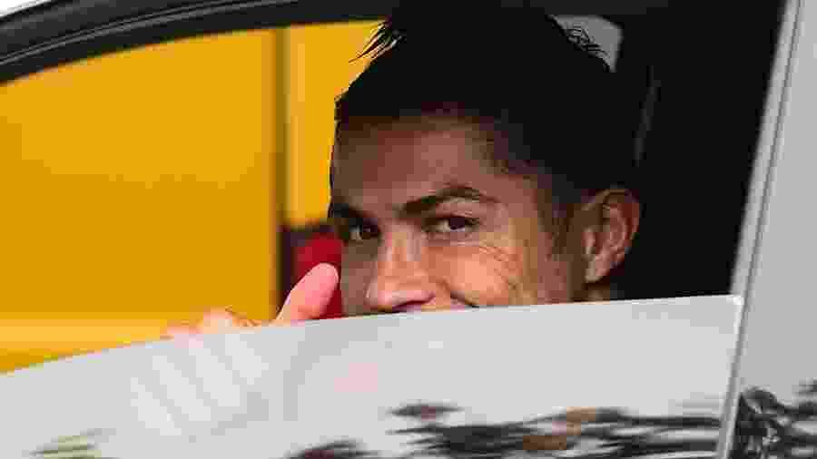 Campeonato Italiano, onde atua Cristiano Ronaldo, terá que conviver com regras para recomeçar - MASSIMO PINCA
