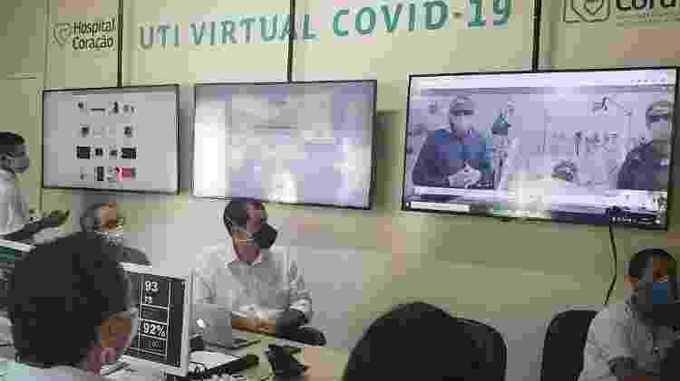 UTI Virtual Alagoas - Hospital do Coração de Alagoas - Hospital do Coração de Alagoas