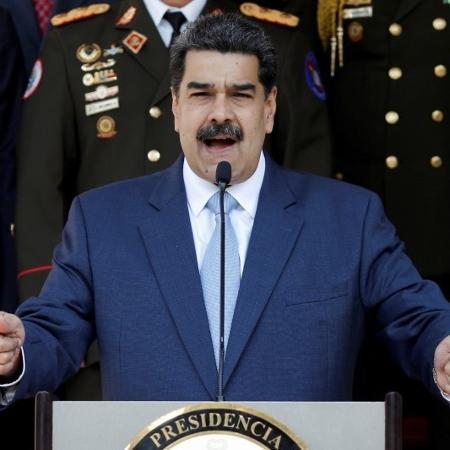 """Maduro se referiu à situação em Manaus como """"desastre sanitário de Bolsonaro"""" -"""