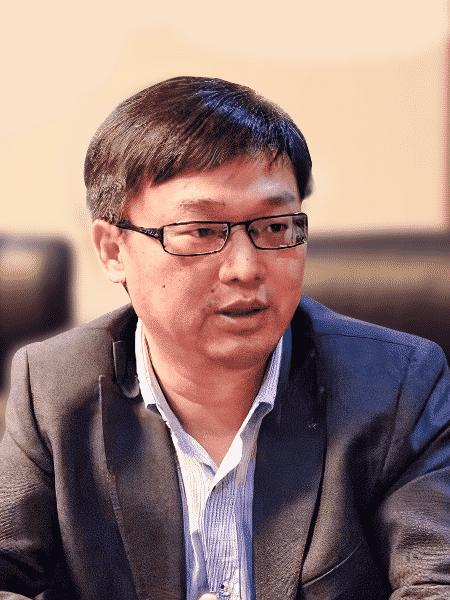 O professor Dingding Chen, especialista em relações internacionais - Imagem cedida ao UOL