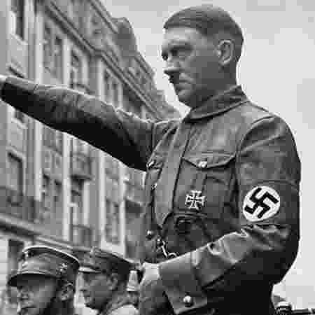 Hitler - Heinrich Hoffmann/Archive Photos/Getty Images - Heinrich Hoffmann/Archive Photos/Getty Images