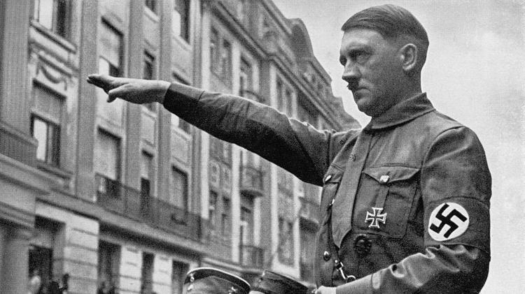 Adolf Htiler - Heinrich Hoffmann/Archive Photos/Getty Images - Heinrich Hoffmann/Archive Photos/Getty Images