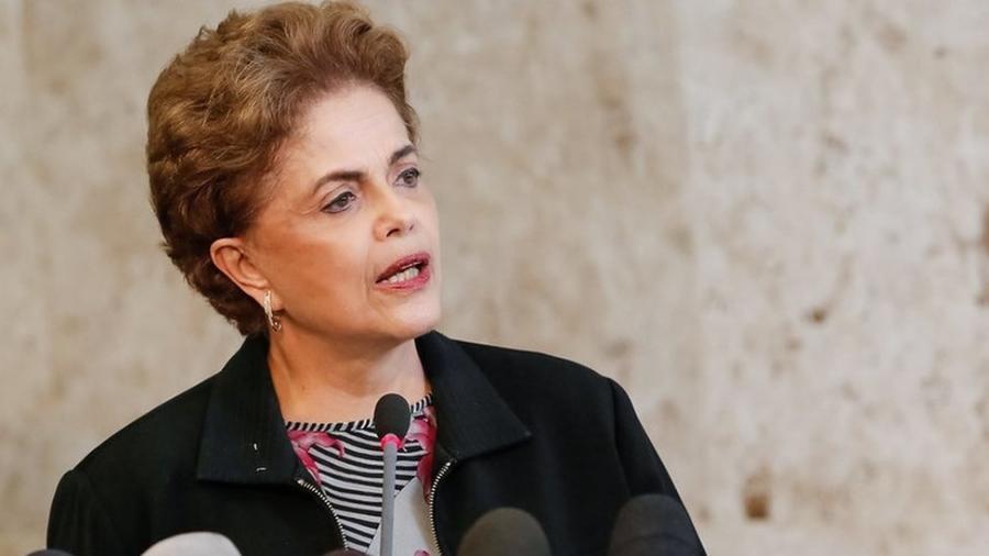 Dilma: Bolsonaro age como fascista e escolhe ser cúmplice da tortura e da morte - Roberto Stuckert Filho/PR