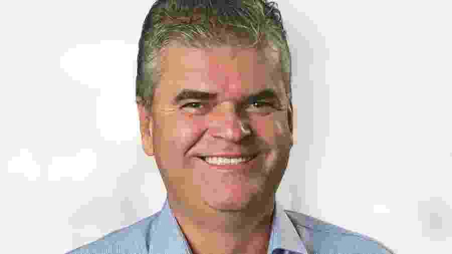11.nov.2020 - O prefeito Washington Reis (MDB) concorre à reeleição para a Prefeitura de Duque de Caxias (RJ) - Divulgação