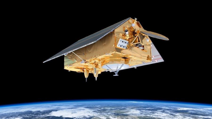 Sentinel-6 Michael Freilich ficará em órbita para acompanhar a elevação do nível do mar - Divulgação/Nasa