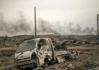 Estado Islâmico avança na Síria com decapitações, bombas, sequestros e ataques noturnos (Foto: AFP)