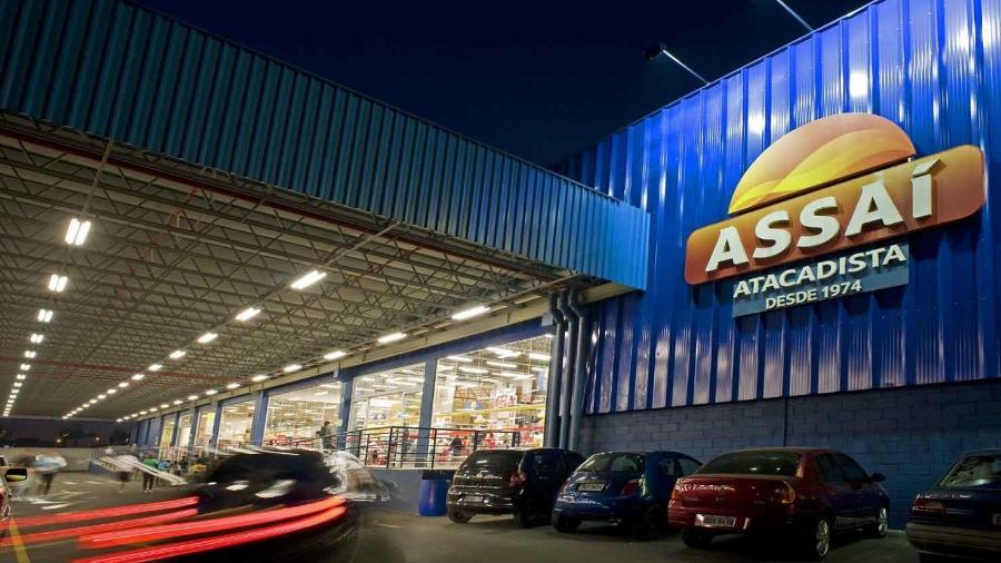 Assaí Atacadista multiplicou por cinco o valor de suas ações no primeiro dia de negociações na Bolsa - Divulgação